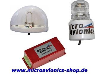Strobo Blitzlampen (ACL)