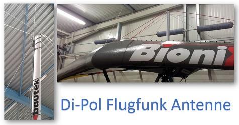 Flugfunk Antennen