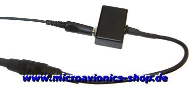 Flycom Headset auf UL Intercom