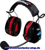 PM100 Headset inkl. Intercom & Bluetooth