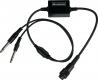 UL Headsets zu PJ - Doppelklinke Stecker